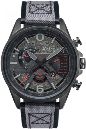 Avi-8 Montre Hawker Harrier II AV-4056-05 - Montre Homme