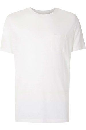 OSKLEN T-shirt à poche poitrine