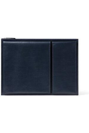 Lexon Design Pochette pour ordinateur 13 pouces en cuir recyclé FLAT
