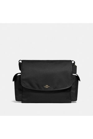 COACH: Sac messenger Baby in Black