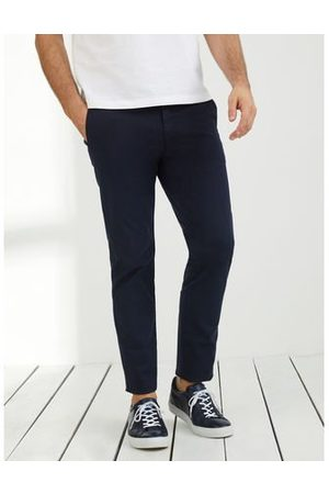 CYRILLUS Homme Pantalons Slim & Skinny - Chino Slim Fit Homme - Le Light