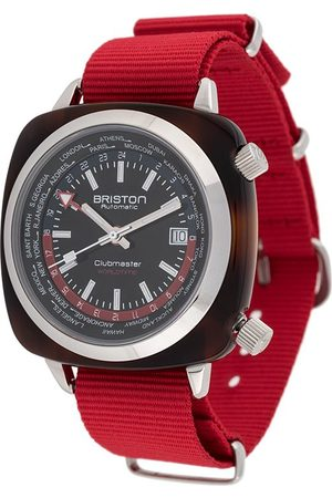 Briston Montre Clubmaster Worldtime 42mm
