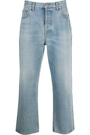 VALENTINO Jean slim crop