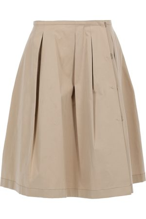 Miu Miu Femme Jupes asymétriques - Midi skirt