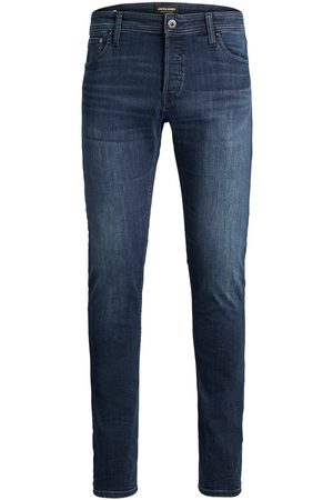 Jack & Jones Glenn Original Am 812 Slim Fit Jeans Men blue