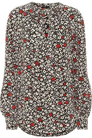 Polo Ralph Lauren Femme Chemisiers - Blouse en crêpe à fleurs
