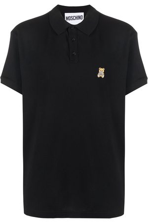 Moschino Homme Polos - Polo à patch logo