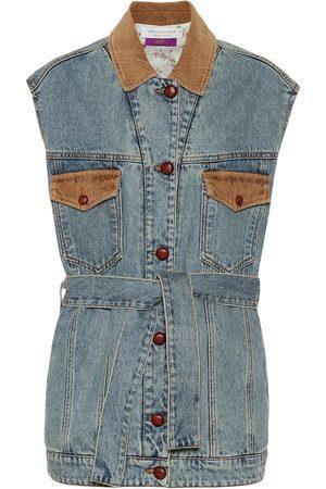 Serafini Veste en jean