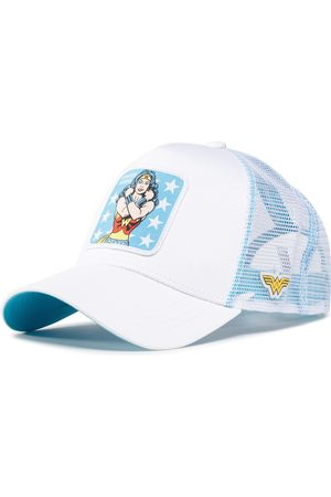 Capslab Casquette - Dc Comics Wonder Woman CL/DC2/2/WON1 White