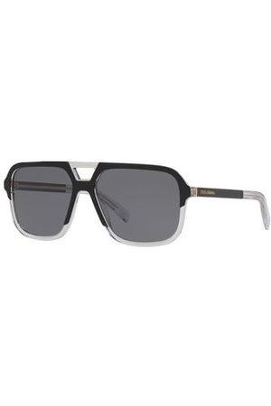 Dolce & Gabbana Homme Lunettes de soleil - Lunettes de soleil polarisées DG4354