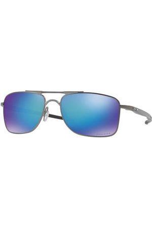 Oakley Homme Lunettes de soleil - Lunettes de soleil polarisées Gauge 8 OO4124