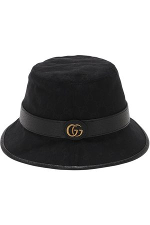"""Gucci Bob En Toile De Coton """"gg"""""""