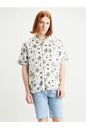 Levi's Homme Cubano Relaxed Shirt / Nephrite Olive Night