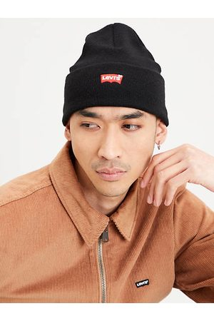 Levi's Levi's® Logo Embroidered Slouchy Beanie / Regular Black