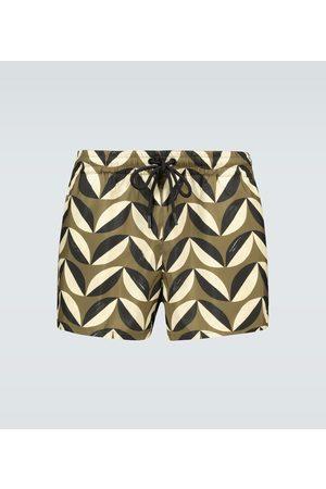 Commas Homme Shorts de bain - Short de bain Pavilion tuile