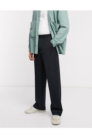 ASOS DESIGN Pantalon large habillé