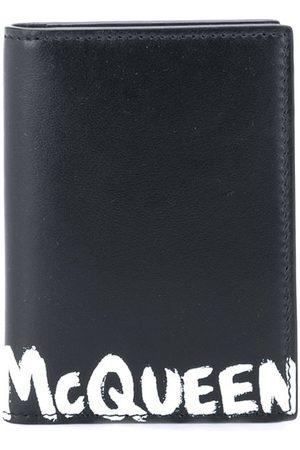 Alexander McQueen Logo-print cardholder