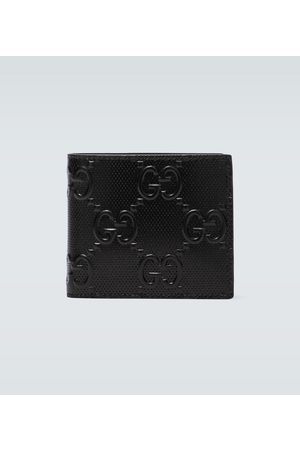 Gucci Porte-monnaie GG en cuir