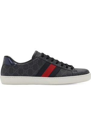 "Gucci Baskets En Toile Enduite ""new Ace"""