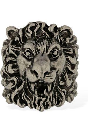 Gucci Bague Tête De Lion
