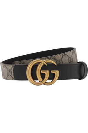 """Gucci Ceinture """"gg Marmont Supreme"""" 30 Mm"""