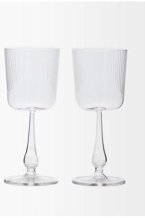 R+D.LAB Ensemble de deux verres à vin Luisa Calice
