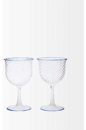 CAMPBELL-REY Ensemble de deux verres à vin Cosima X Laguna B