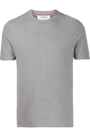 Thom Browne T-shirt à détails rayés