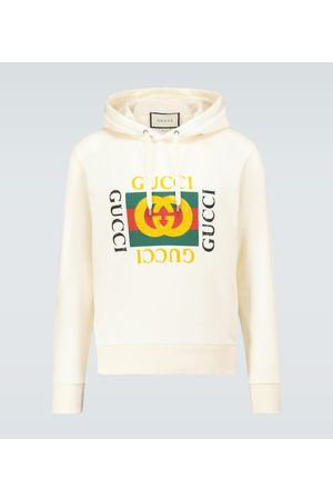 Gucci Sweat-shirt à logo oversize