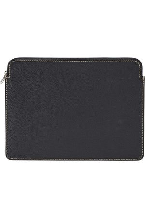 Moreau Paris Pochette Macbook taurillon