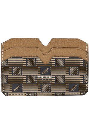 Moreau Paris Porte carte 4C cuir moreau