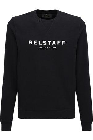 """Belstaff Sweat-shirt En Coton """" 1924"""""""