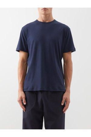 Sunspel T-shirt en jersey de coton Sea Island