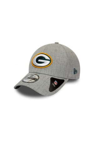 New Era Casquettes - Casquette NFL Greenbay Packers Heather 39thirty