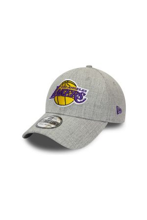 New Era Casquettes - Casquette NBA Los Angeles Lakers Heather 39thirty