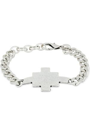 MARCELO BURLON Bracelet Chaîne Avec Logo Croix