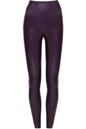 Saint Laurent Legging Skinny Stretch Taille Haute