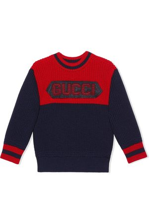 Gucci Pull à patch Gucci