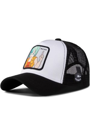Capslab Casquette - Dragon Ball Z Bluma CL/DBZ/1/BUL3 Black/White