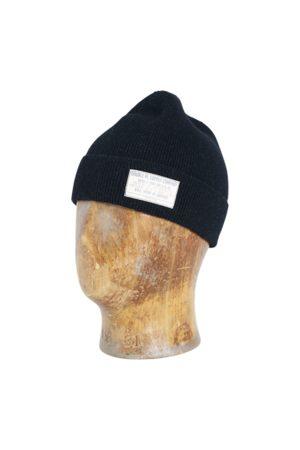 RRL Bonnet en coton indigo