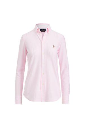 Polo Ralph Lauren Chemise Oxford coton piqué rayé
