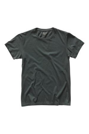 RRL T-shirt col rond en jersey de coton