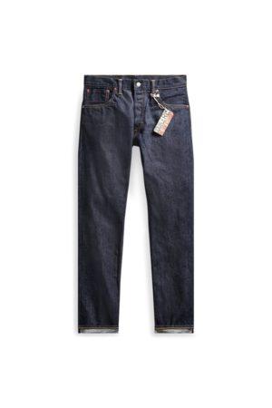 RRL Jean taille basse lisière selvedge