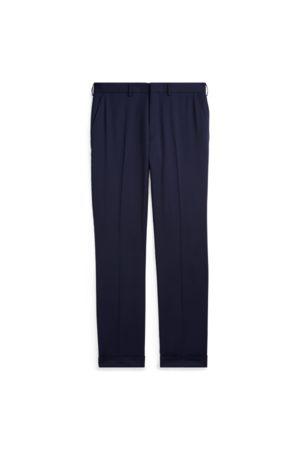 Ralph Lauren Pantalon Gregory en sergé de laine