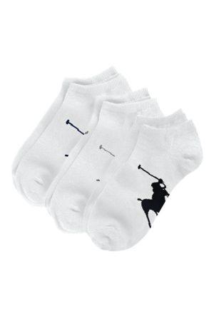 Polo Ralph Lauren Homme Chaussettes & Bas - 3 paires de chaussettes Big Pony