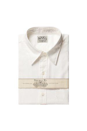 RRL Chemise habillée en coton Oxford