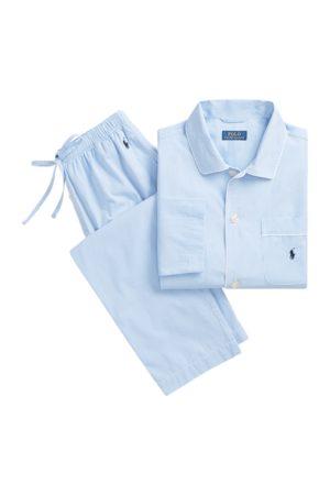Polo Ralph Lauren Pyjama long en popeline vichy