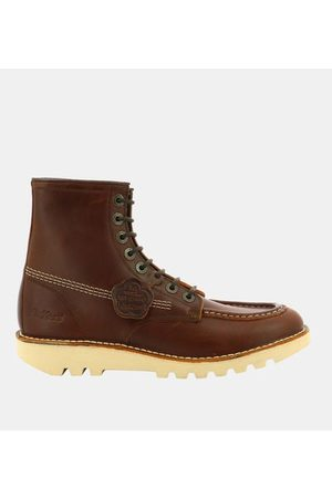 Kickers Bottines Neoparakick en cuir