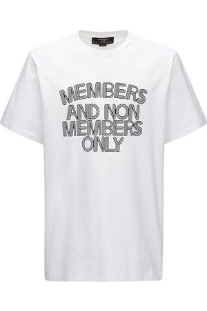 Stella McCartney T-shirt En Coton Imprimé