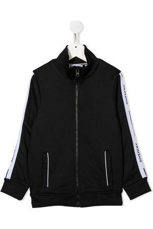 Givenchy Garçon Bomber - Logo side panel jacket